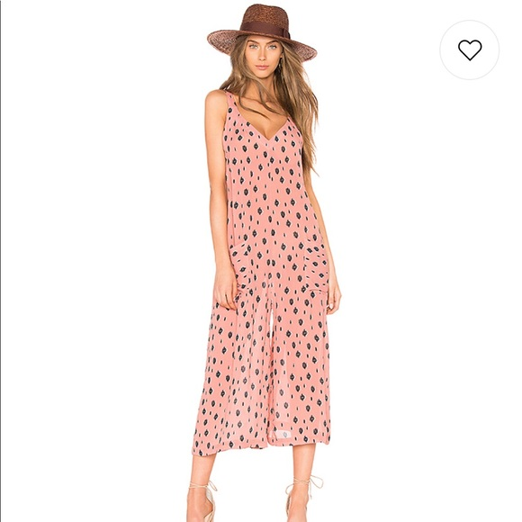 Beach Riot Pants - BEACH RIOT PEYTON JUMPSUIT IN CORAL